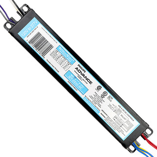 Advance Mark 7 IZT-2S32-SC - 120/277 Volt - Dimmable - Programmed Start - Ballast Factor 1.0 - Power Factor 98% - Min. Temp. Rating 50 Deg. F - Operates (2) F32T8 Fluorescent Lamps Fluorescent Ballast