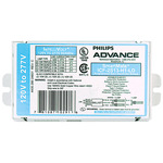 Advance SmartMate ICF-2S13-H1-LD - 120/277 Volt - Programmed Start - Ballast Factor 1.0 - Power Factor 98% - Min. Temp. Rating 0 Deg. F - Operates (1 or 2) 10 Watt Compact Fluorescent Lamps