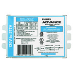 Advance SmartMate ICF-2S42-M2-LD-K - 120/277 Volt - Programmed Start - Ballast Factor 1.0 - Power Factor 98% - Min. Temp. Rating 0 Deg. F - Operates (1 or 2) 18 Watt Compact Fluorescent Lamps