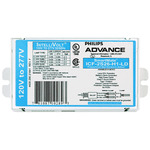 Advance SmartMate ICF-2S26-H1-LD - 120/277 Volt - Programmed Start - Ballast Factor 1.0 - Power Factor 98% - Min. Temp. Rating 0 Deg. F - Operates (1 or 2) 24 Watt Compact Fluorescent Lamps
