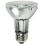 35 Watt - PAR20 Flood - Pulse Start - Metal Halide - Protected Arc Tube - 4000K - Medium Base - ANSI M130/O - Universal Burn - CDM35/PAR20/M/FL/4K - Philips 15141-5 PAR20 Metal Halide
