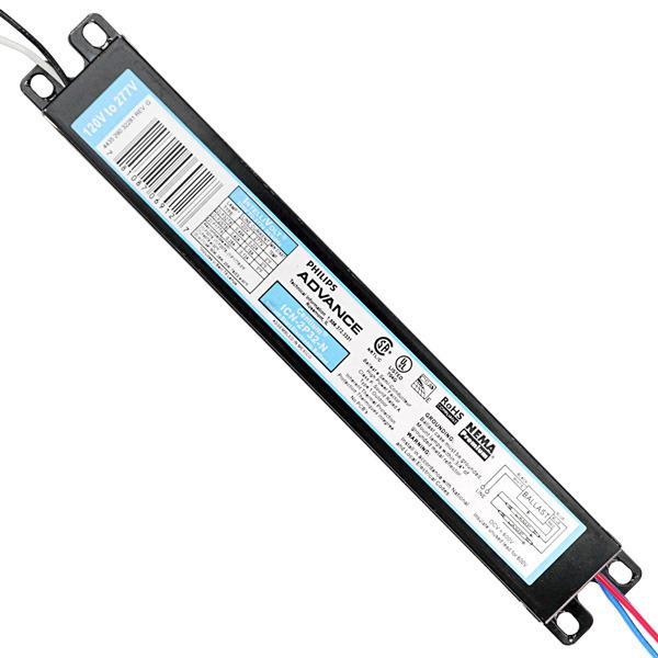 advance icn 2p32 n t8 fluorescent ballast 120 277v