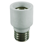 Mogul to Mogul Porcelain Socket Extension to 2-3/8 in. -  200 Deg. C - 600V - 4000V Pulse Rated - Used with Standard Metal Halide - Pulse Start Metal Halide - High Pressure Sodium Lamps