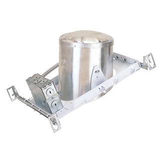 6 in. - Sloped Ceiling Airtight IC Housing with Quick Connectors - Nora NHIC-926QAT - Light Fixture