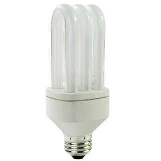 25 Watt - Biax CFL - 100 W Equal - 2700K Warm White - Min. Start Temp. -10 Deg. F - 82 CRI - 70 Lumens per Watt - 15 Month Warranty - Philips 135749 Screw In CFL