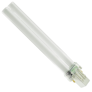 Philips 146811 - PL-S 13W/827/2P/ALTO - NAED 20331 - 13 Watt - 2 Pin GX23 Base - 2700K  - CFL Light Bulb Plug In CFL