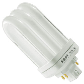 PL-T18W/835/ALTO - NAED 20760 - 18 Watt - 4 Pin GX24q-2 Base - 3500K - CFL Light Bulb