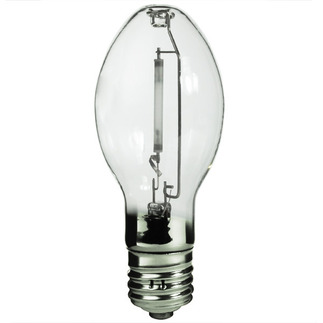 LU100 - HPS - 100 Watt - High Pressure Sodium - Medium Base - ANSI S54S - C100S54/M - Philips 344465 BD17 High Pressure Sodium