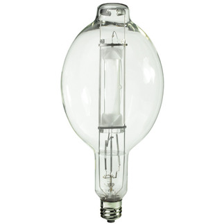 1500 Watt - BT56 - Metal Halide - Unprotected Arc Tube - 3700K - ANSI M48/E - Universal Burn - MH1500/U - Philips 131623 BT56 Metal Halide