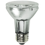 35 Watt - PAR20 Flood - Pulse Start - Metal Halide - Protected Arc Tube - 3000K - Medium Base - ANSI M130/O - Universal Burn - Philips 23364-3 PAR20 Metal Halide