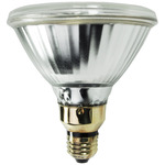 70 Watt - PAR38 Spot - Pulse Start - Metal Halide - 4000K - Medium Base - ANSI M143/O or M98/O - Universal Burn - CDM70/PAR38/SP/4K - Philips 28872-0 PAR38 Pulse Start Metal Halide
