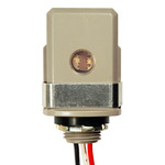 Precision T-15 - Lumatrol Photo Control - Stem Mounting - SPST - 120 Volt