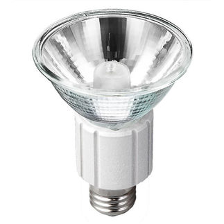 Bulbrite 622075 - 75 Watt - MR16 - 18 deg. Flood - Intermediate Base - Open Face - 120 Volt - 2,000 Life Hours - Halogen Light Bulb