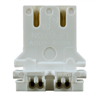 T8/T12 U-Bend Fluorescent Socket