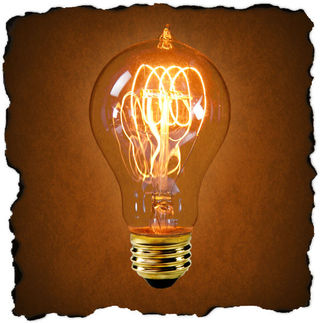 40 Watt - Victorian Edison Style - 3,000 Life Hours - 118 Lumens - 120 Volt - Antique Light Bulb Co. ALB40WA19CL