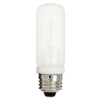 250 Watt - T10 - Frosted - Halogen - 120 Volt - Medium Base - Tubular Light Bulb - Bulbrite 614252