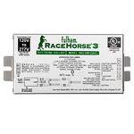 Fulham Racehorse 3 RH3-UNV-226-C - 120/277 Volt - Programmed Start - Ballast Factor 0.87 - Power Factor 98% - Min. Temp. Rating -22 Deg. F - Operates (1) 13 Watt Compact Fluorescent Lamp