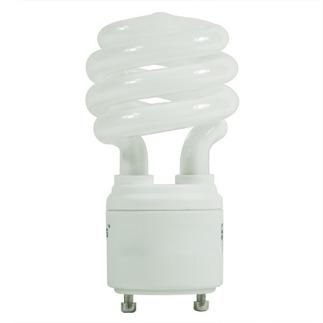 Satco S8204 - 15 Watt - 60 W Equal - 2700K - CFL
