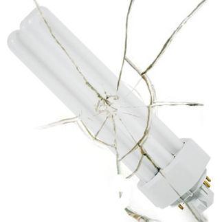 Shatter Resistant 26 Watt CFL Light Bulb