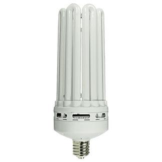 (277 Volt) 100 Watt - 5U CFL - 500 W Equal - Mogul Base - 5000K Full Spectrum - Min. Start Temp. 0 Deg. F - 84 CRI - 69 Lumens per Watt - 12 Month Warranty - MaxLite 35839
