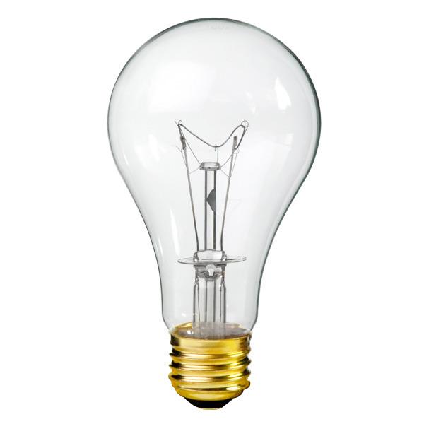 150 Watt Light Bulb 10 000 Hour 130 Volt