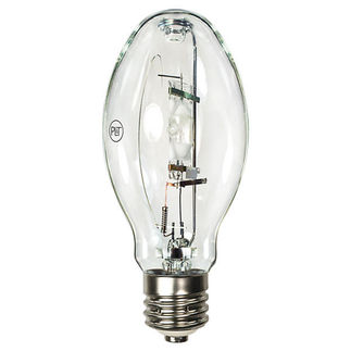 175 Watt - ED28 - Metal Halide - Unprotected Arc Tube - 4000K - Mogul Base -  ANSI M57/E - Universal Burn - Precision Lighting and Transformer 9681462 ED28 Metal Halide