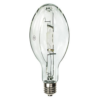 400 Watt - ED37 - Metal Halide - Unprotected Arc Tube - 4000K - ANSI M59/E - Universal Burn - MH400W/U - Precision Lighting and Transformer 9884156 ED37 Metal Halide