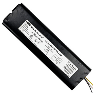 Sola E-MZA0FT50F - 50 Watt - F-Can Metal Halide Ballast - 120/277 Volt - ANSI M110 - Power Factor 90%