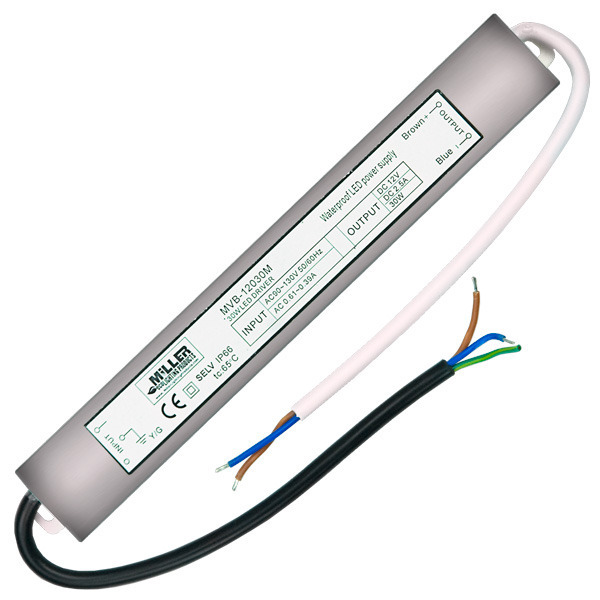 rope light transformer 130 volt to 12 volt