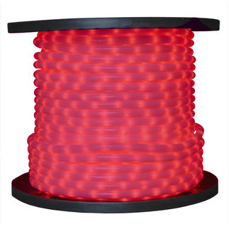 Pink Rope Light Spool