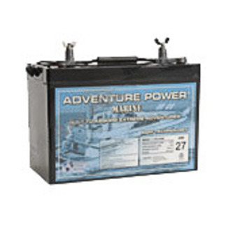 SLA UPG UB12900 (Group 27) - AGM Battery - Sealed Lead Acid - 12 Volt - 90 Ah Capacity - Marine Post Terminal