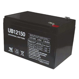 SLA UPG UB12150 - AGM Battery - Sealed Lead Acid - 12 Volt - 15 Ah Capacity - F2 Terminal