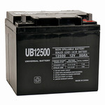 SLA UPG UB12500 - AGM Battery - Sealed Lead Acid - 12 Volt - 50 Ah Capacity - L2 Terminal