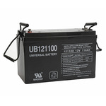 SLA UPG UB121100 (Group 30H) - AGM Battery - Sealed Lead Acid - 12 Volt - 110 Ah Capacity - I6 Terminal