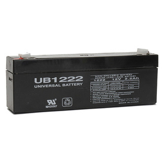 SLA UPG UB1222 - AGM Battery - Sealed Lead Acid - 12 Volt - 2.2 Ah Capacity - F1 Terminal