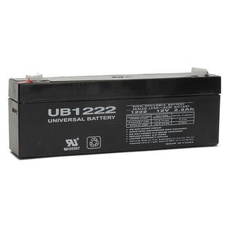 SLA UPG UB1222 - AGM Battery - Sealed Lead Acid - 12 Volt - 2.2 Ah Capacity - F1 Terminal