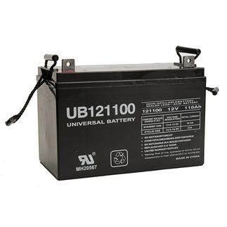 SLA UPG UB121100 (Group 30H) - AGM Battery - Sealed Lead Acid - 12 Volt - 110 Ah Capacity - FL1 Terminal