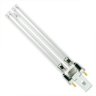 PL-S9W/TUV - Plug-In - Compact Germicidal Lamp - G23 Base