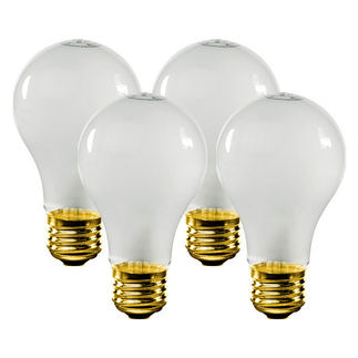 60 Watt - Soft White - A19 Light Bulb - 120 Volt - 1,500 Li