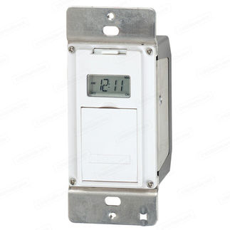 Digital Wall Switch Timer
