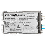 PowerSelect PS15B90T - 150 Watt - Pulse Start - Metal Halide Ballast - 120 Volt - ANSI M81/M102/M142 - Power Factor 99% - Max. Temp. Rating 194 Deg. F