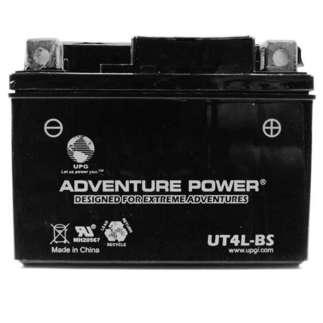 UPG 43002 - OEM YB4L-B - Motorcycle Battery