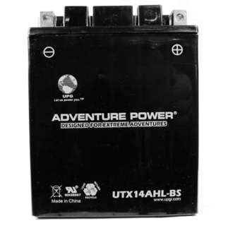 UPG 43025 - OEM YTX14AHL-BS - Motorcycle Battery