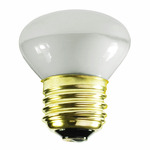 40 Watt - R14 Short Neck - Reflector Spot - 120 Volt - Medium Base - Incandescent Light Bulb - Satco S3602 R14 Flood Light