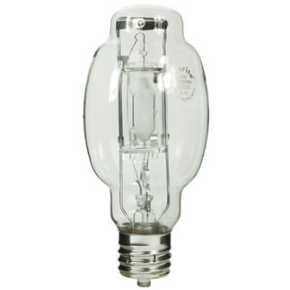 250 Watt - BT28 - Metalarc - Metal Halide - Protected Arc Tube - 4000K - EX39 Mogul Base - ANSI M58/O - B