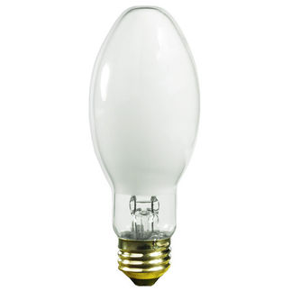 70 Watt - ED17 - PulseArc Multi-Vapor - Pulse Start - Metal Halide - Protected Arc Tube - 3200K - Medium Base - White Coated - ANSI M98/O - Universal Burn - MXR70/C/U/MED/O