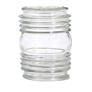 Clear Porch Globe - SATCO 50114