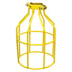 PLT MC-200Y - Metal Lamp Guard - Yellow - Replacement Cage