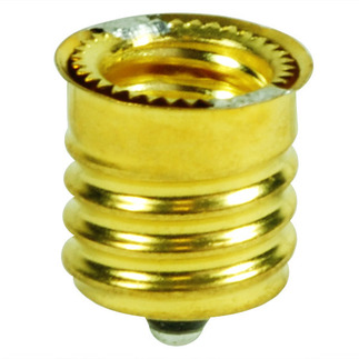Intermediate to Candelabra Reducer Socket - Satco 92-403