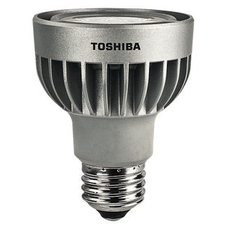 8.6 Watt - LED - PAR20 - 2700K Warm White - N. Spot